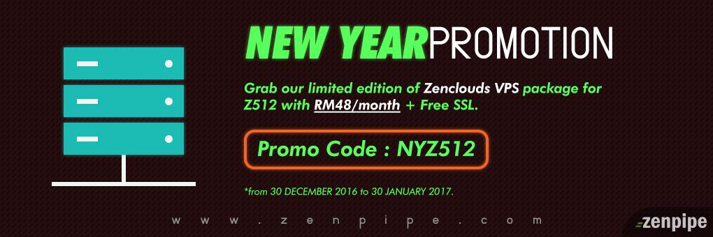 Zenclouds VPS Promotion | Zenpipe